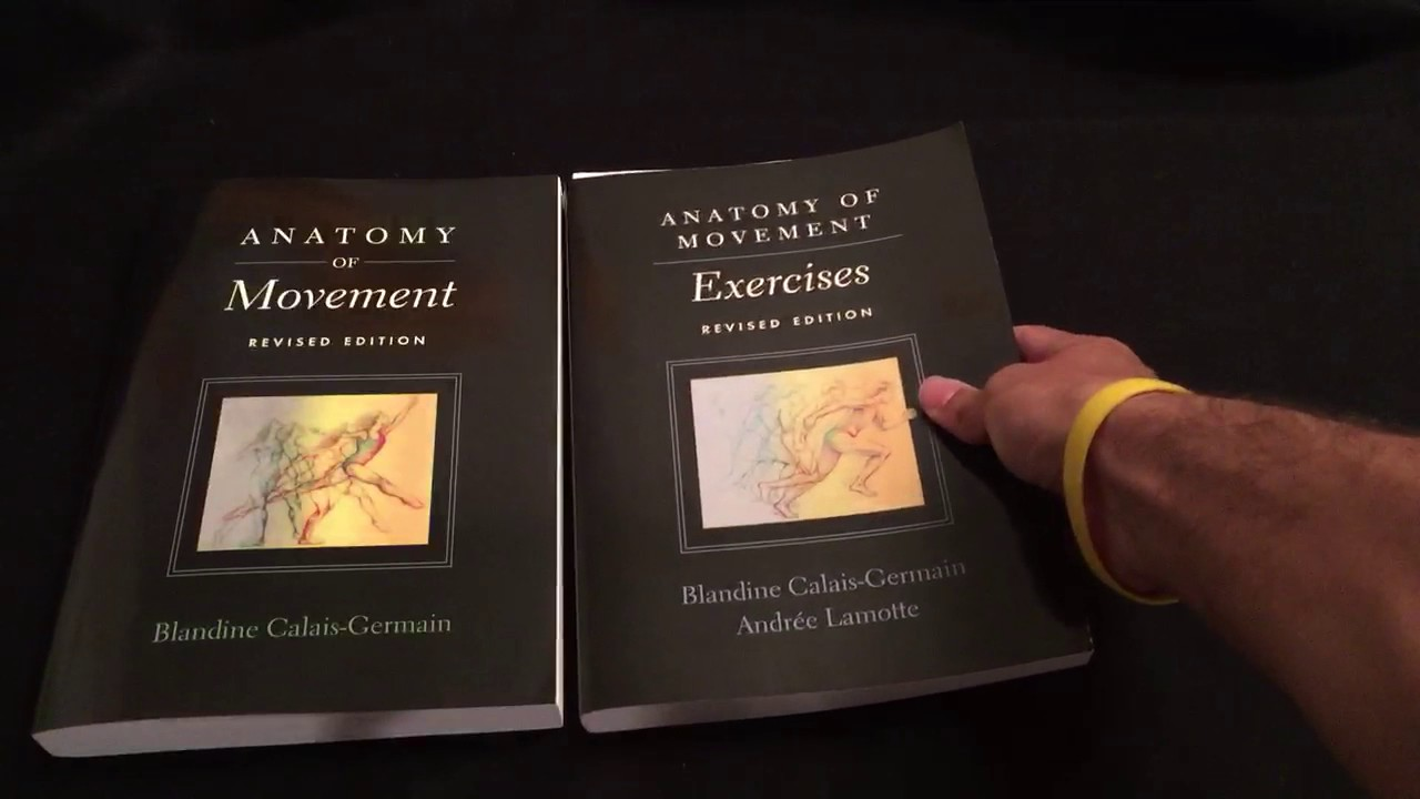 Anatomy of Movement Book Review - YouTube