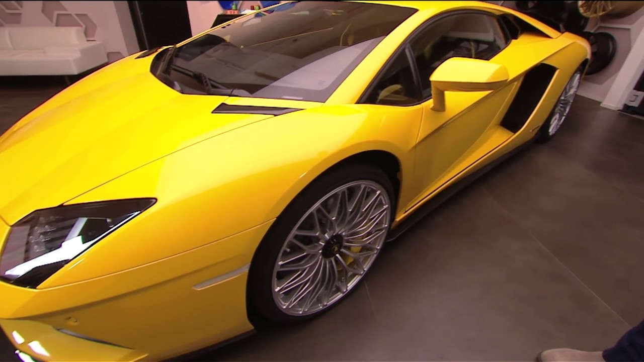 2017 Lamborghini Aventador S Interior Exterior Review Youtube