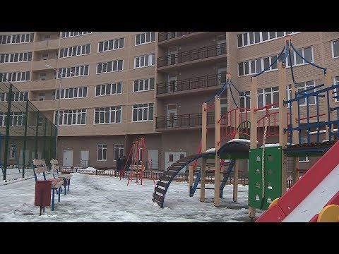 Дольщики долгостроя в Краснооктябрьском районе начали получать ключи от квартир