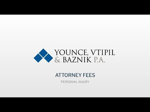 What are the Attorney Fees for Personal Injury Cases?