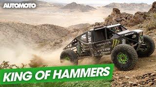 King of Hammers, la course de l'extrême