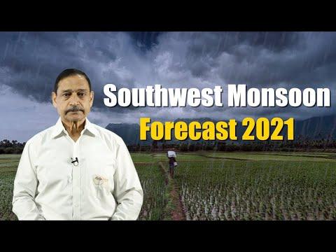 Southwest Monsoon Forecast 2021 | Skymet Weather