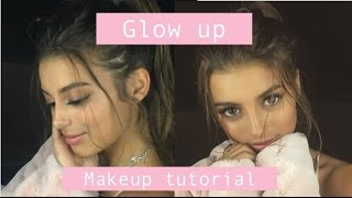 Every Day MAKEUP TUTORIAL (How to GLOW UP: Drugstore)