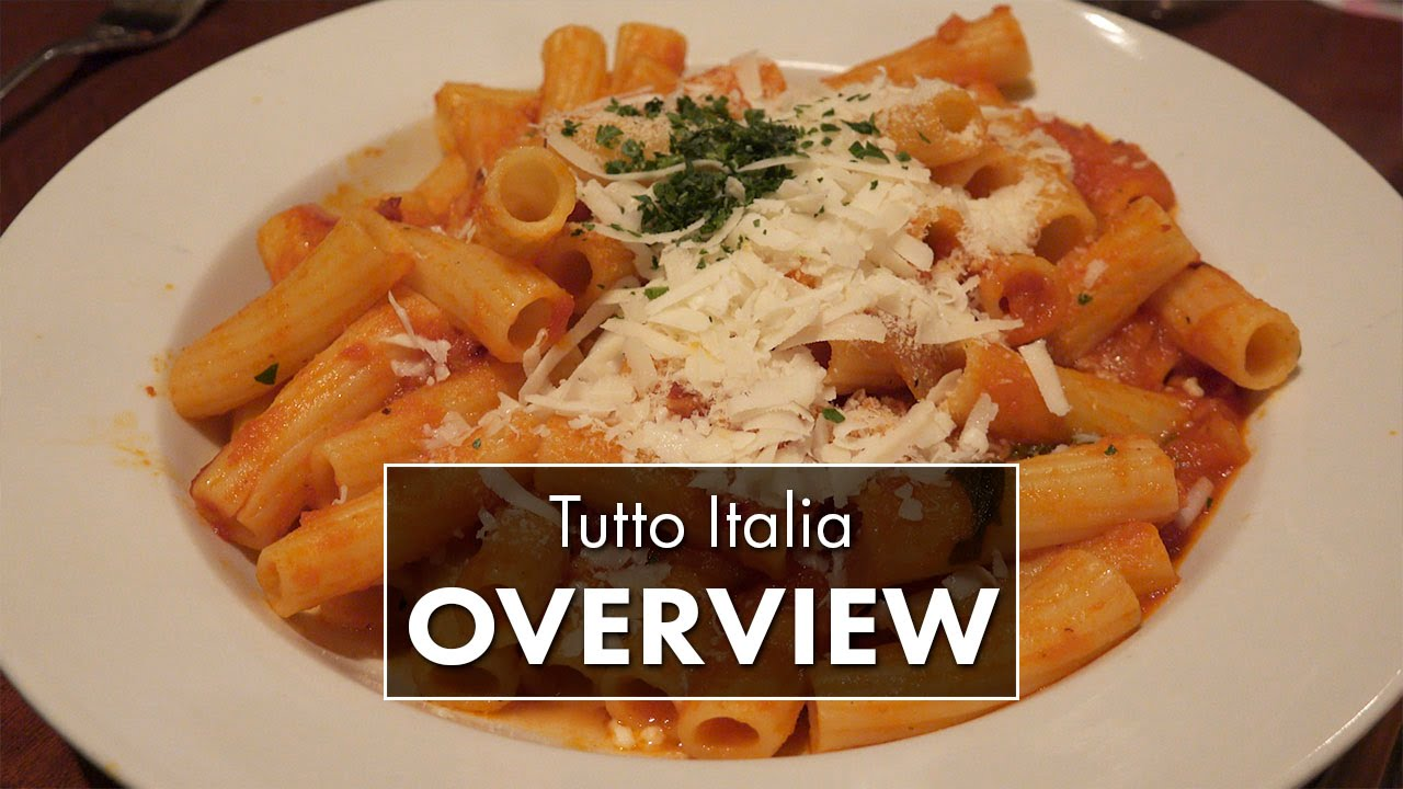 Tutto italia epcot youtube for Tutete italia
