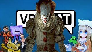Pennywise VS VRChat (VRChat Voice Trolling Episode 5)