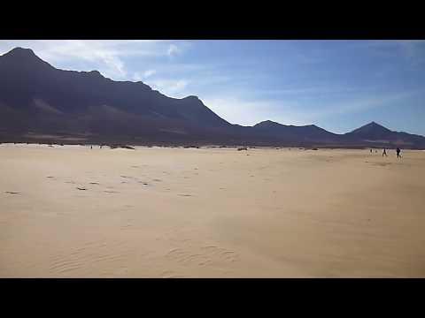 Einsame Strände auf Fuerteventura erleben
