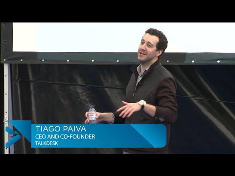 SINFO 23 - Tiago Paiva (Talkdesk)