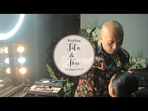 Make Up For .:Wedding Tika & Tony:. | Solo Modifikasi Ber'hijab | 30 Maret 2019