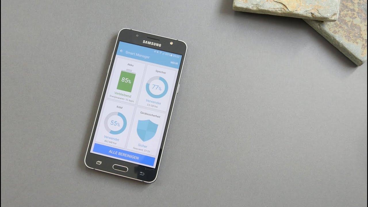 Samsung J5 Sd Karte Als Interner Speicher.Samsung Galaxy J5 2016 Die Besten Tipps Tricks Deutsch