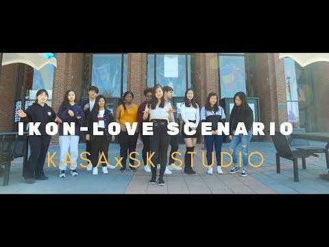 iKON - 사랑을 했다 (LOVE SCENARIO) MV [KASA 2018][FanMade]