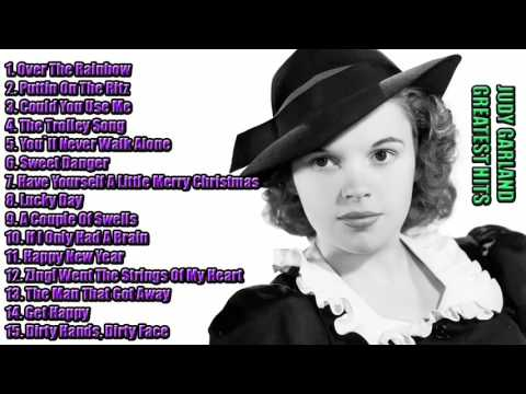 Judy Garland All Time Greatest Hits Compilation