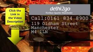 Indian Restaurant Northern Quarter & Indian Takeaway Central Manchester