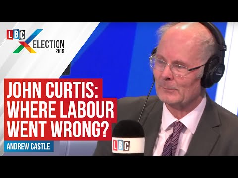 Polling Expert Sir John Curtice Explains Why Labour Did So Badly