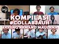 Kompilasi CollabJauh IndomusikTeam x Armand Maulana - Kamu