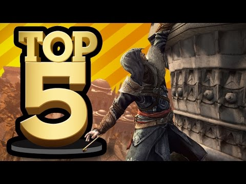 TOP 5 DESIRED ASSASSIN'S CREED LOCATIONS