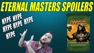 JTMS, Mana Crypt, Sylvan Library & So Many More  Eternal Masters Spoilers-MTGHeadQuarters