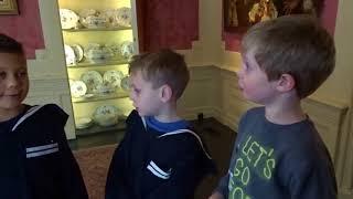 Culturele Mobiliteit: Basisschool St Michaël in Groningen bezoekt de Fraeylemaborg