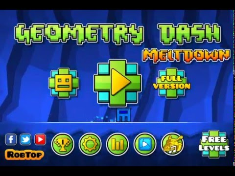 how to change geometry dash level complete