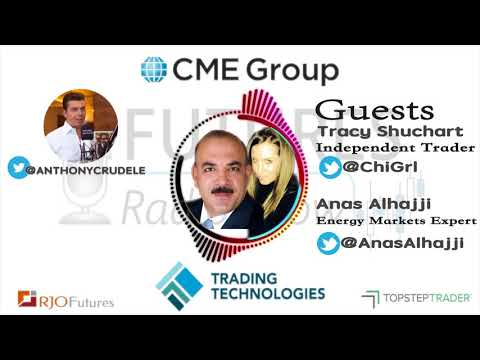 Trading Energy Markets - Tracy Shuchart & Anas Alhajji