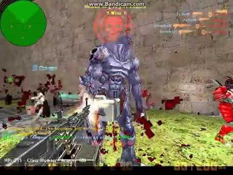 Conter Strike 1.6 zombie plague 4.3 Mod CSO
