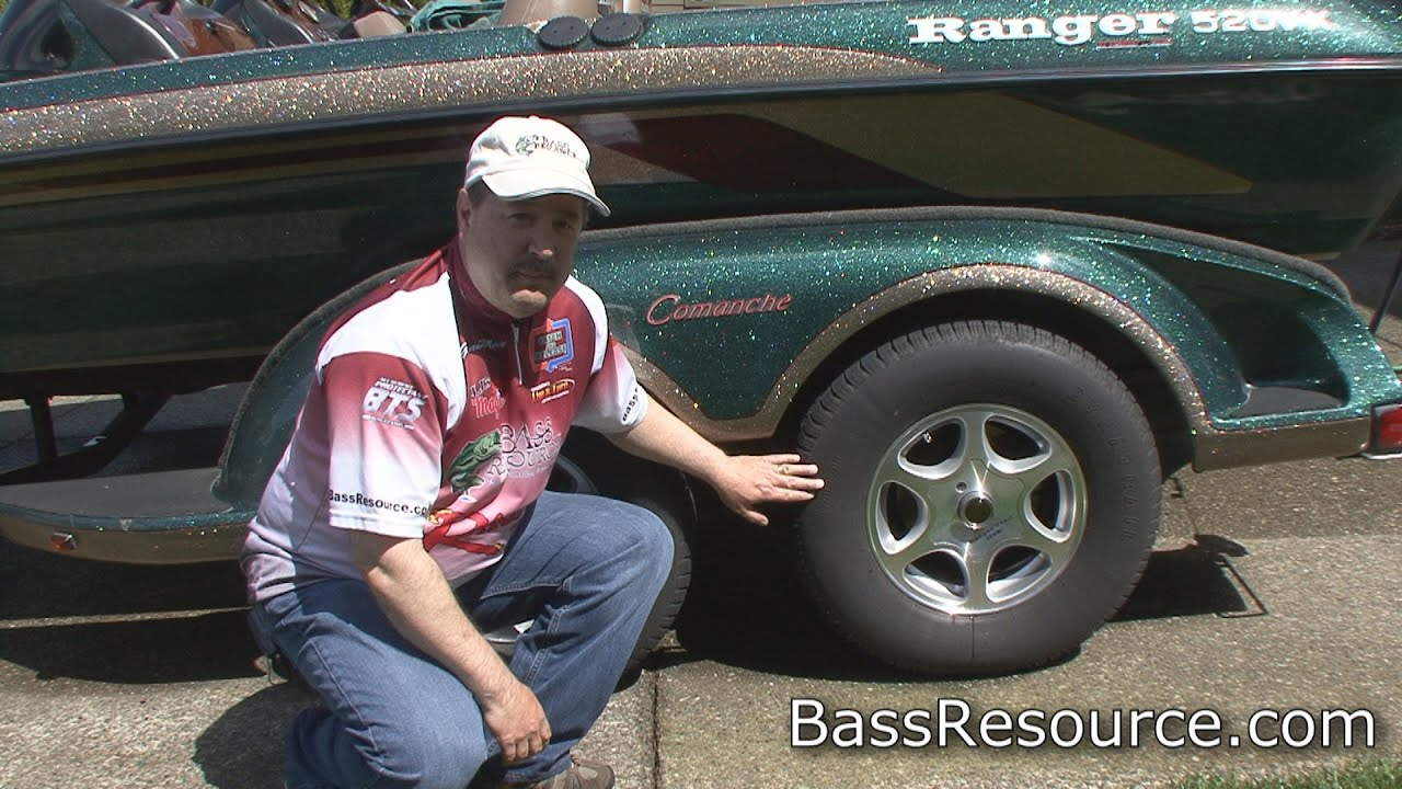 How To Prevent Trailer Tire Blowouts Youtube
