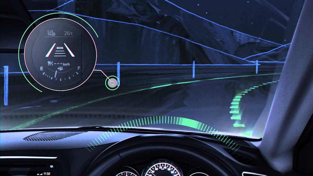 Mazda I Activsense Lane Keep Assist System Youtube