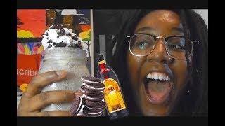 Kahlua Cookies & Cream Milkshake