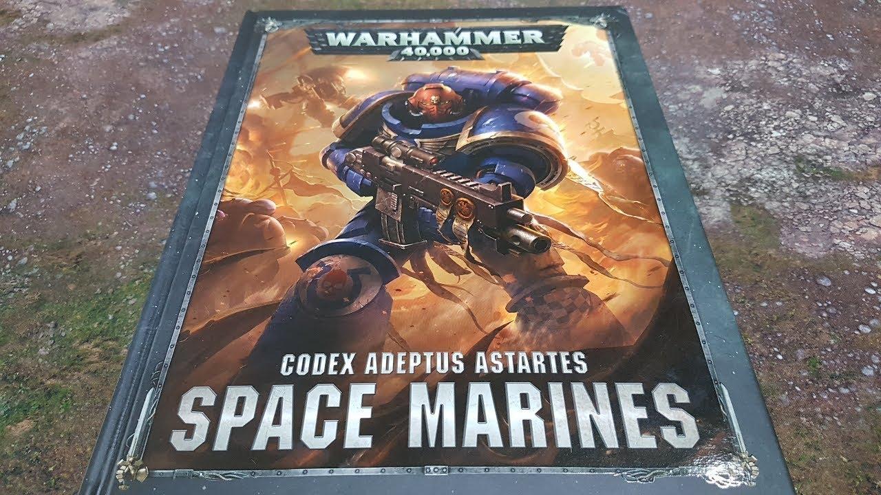 Space Marine Pdf