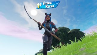 FIRST VITORIA SOLO + SKIN LYNX-FORTNITE
