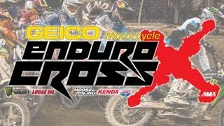 2012 Endurocross Race Recap: Everett, WA - Round 6