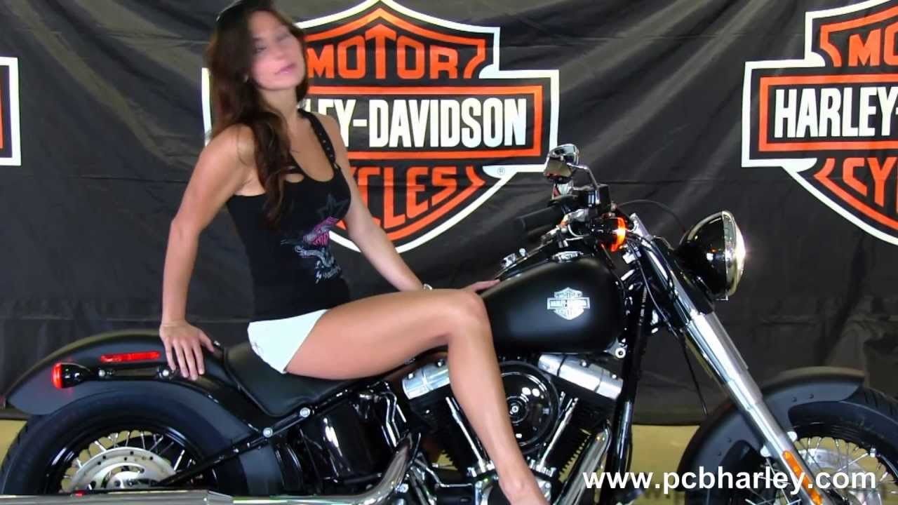 Harley Softail Slim >> New 2013 Harley-Davidson Softail Slim for sale - Price ...