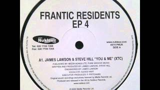 James Lawson & Steve Hill - You & Me (XTC)