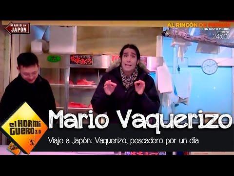 Mario Vaquerizo vende