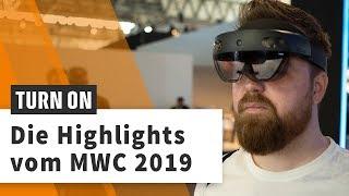 Huawei Mate X, Hololens 2 und mehr– die Highlights vom MWC 2019