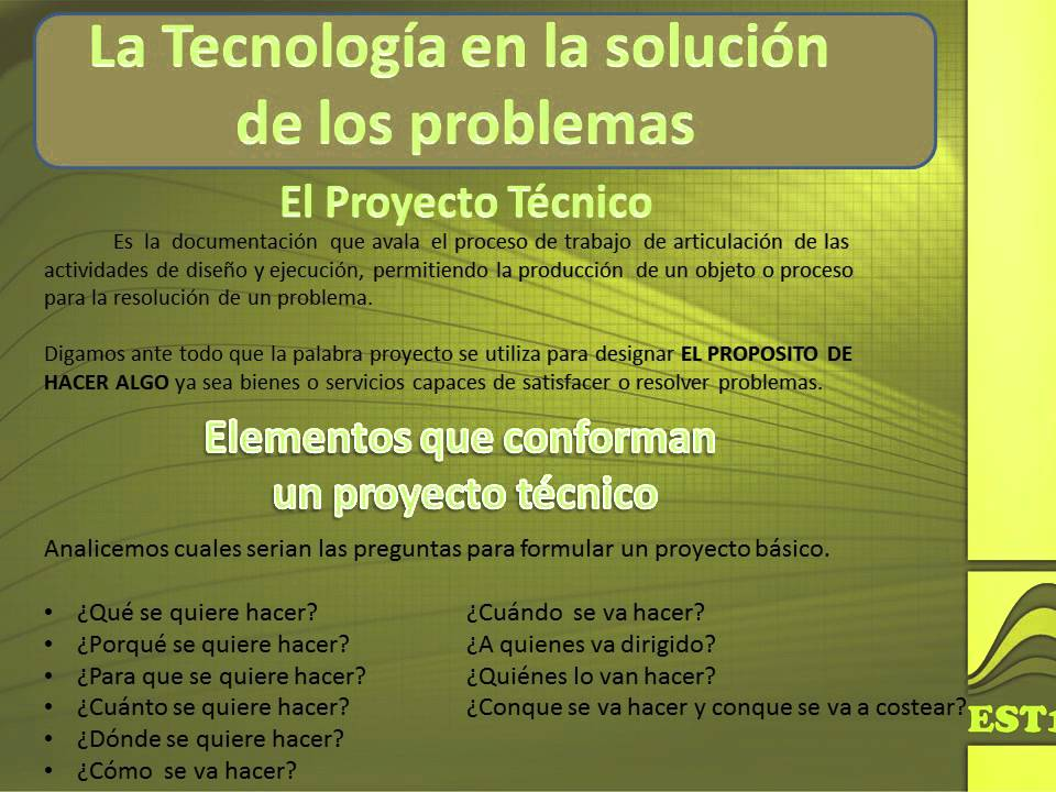 Proyecto youtube for Proyecto tecnico ejemplos