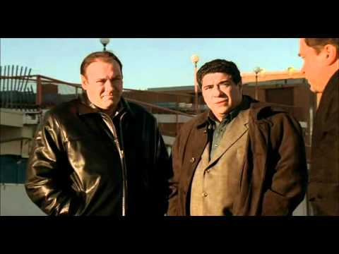 The Sopranos  Tony, Pussy and Jackie Aprile Flashback