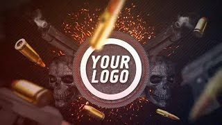Awesome Free 3D Intro Template - The Best Action Logo/Name Reveal