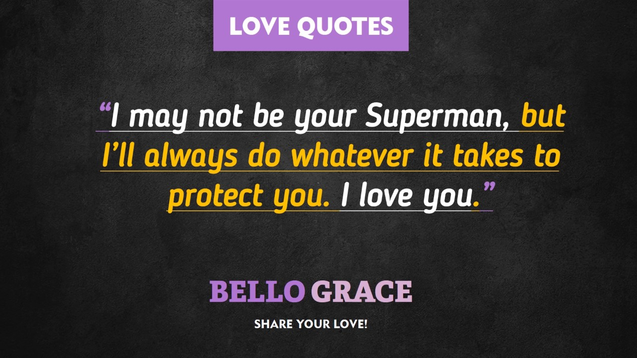 Best Love Quotes Whatever It Takes To Protect You Youtube