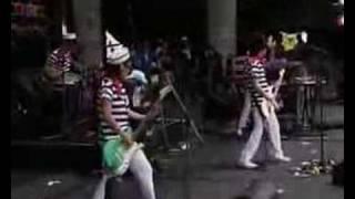 POLYSICS - Tei! Tei! Tei! (Live @ Rock In Japan 2007)