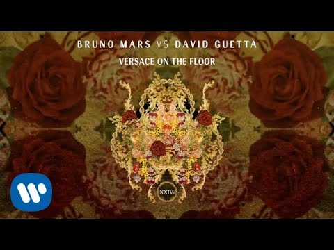 Bruno Mars vs David Guetta - Versace on...