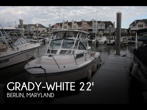 [SOLD] Used 1996 Grady-White Seafarer 228G in Berlin, Maryland