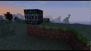 """Minecraft Mod - """"Nuke Mod"""" ( Mod Nuclear )"""