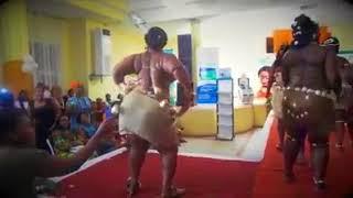 Abidjan-Prestation des Miss Awoulaba