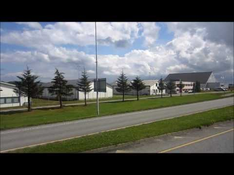 Rogaland 2012: Stavanger-Sola airport