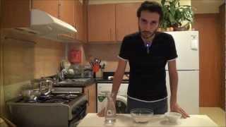 كيف نحضر الخميرة الطبيعية في المنزل ؟