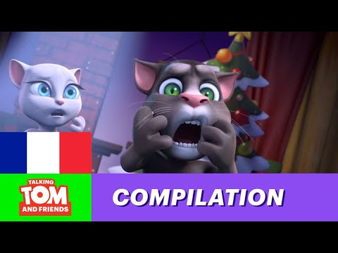 Talking Tom And Friends - Collection D'épisodes 17-20