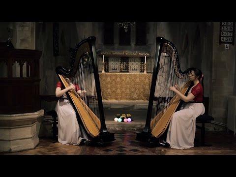 Continue / Prelude (from Final Fantasy VII)  [Nobuo Uematsu]  //  Amy Turk, Harps