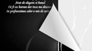 Leonard Cohen - A Thousand Kisses Deep(Poem), tradus romana