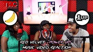 """Red Velvet """"Power Up!"""" Music Video Reaction"""