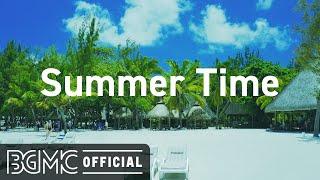 Summer Time: Relaxing Bossa Nova Music- Background Instrumental Music for Studying, Sleep, Work